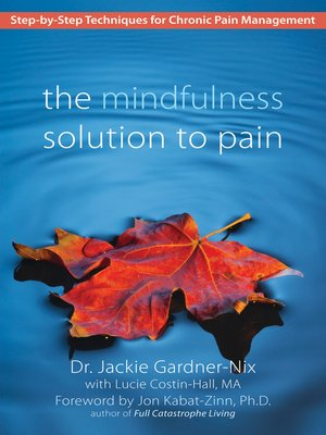 cover image of The Mindfulness Solution to Pain