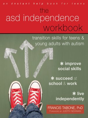 cover image of The ASD Independence Workbook