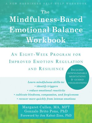 cover image of The Mindfulness-Based Emotional Balance Workbook