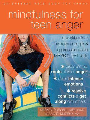 cover image of Mindfulness for Teen Anger
