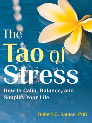 cover image of The Tao of Stress