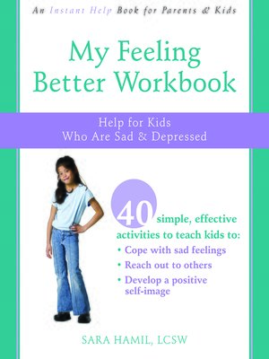 cover image of My Feeling Better Workbook