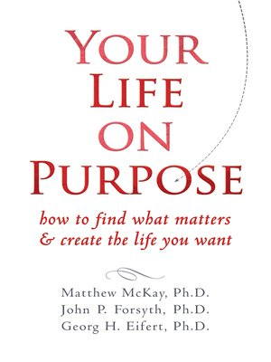 cover image of Your Life on Purpose
