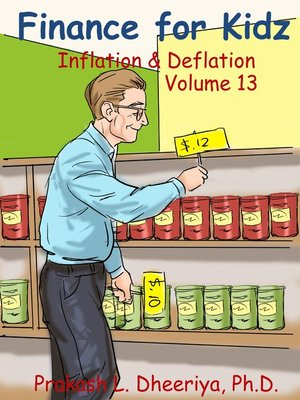 cover image of Inflation, Deflation