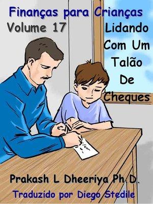 cover image of Lidando com um talão de cheques