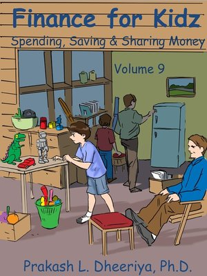 cover image of Spending, Saving and Sharing Money