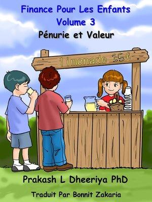 cover image of Pénurie et Valeur