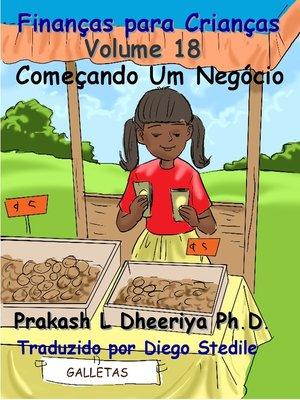 cover image of Começando um negócio
