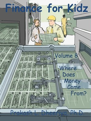cover image of Where Does Money Come From?