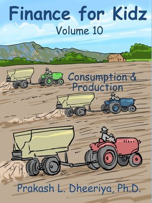 cover image of Consumption and Production