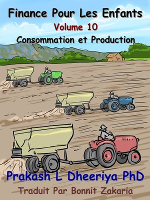 cover image of Consommation et Production