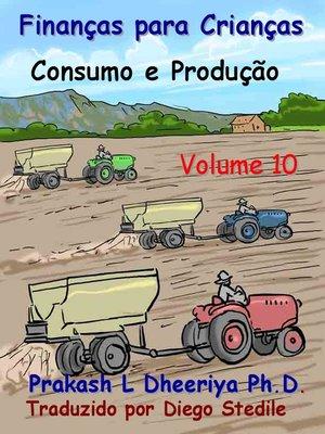 cover image of Consumo e Produção
