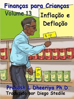 cover image of Inflação e Deflação