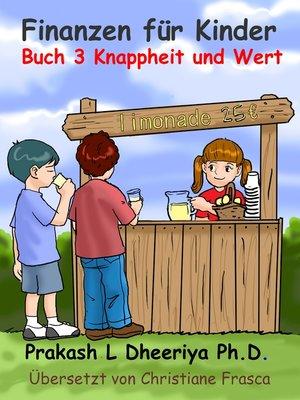 cover image of Knappheit und Wert