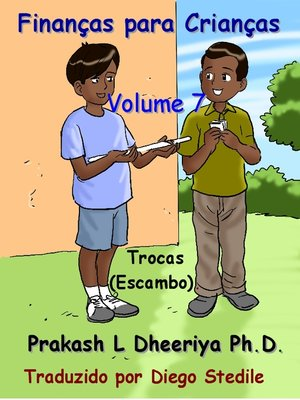 cover image of Trocas (Escambo)