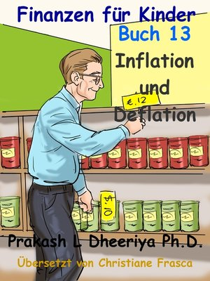 cover image of Inflation und Deflation