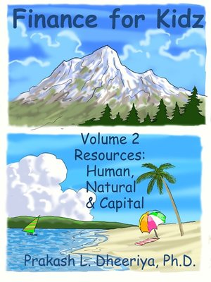 cover image of Resources: Human, Natural & Capital