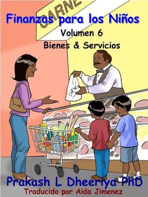 cover image of Bienes y Servicios