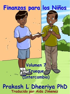 cover image of Trueque (Intercambio)