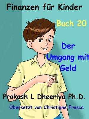 cover image of Der Umgang mit Geld