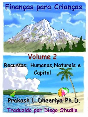 cover image of Recursos: Humanos, Naturais e Capital