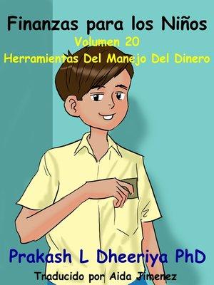 cover image of Herramientas del manejo del dinero