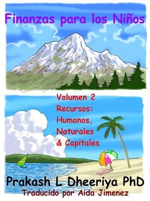 cover image of Recursos: Humanos, Naturales & Capitales