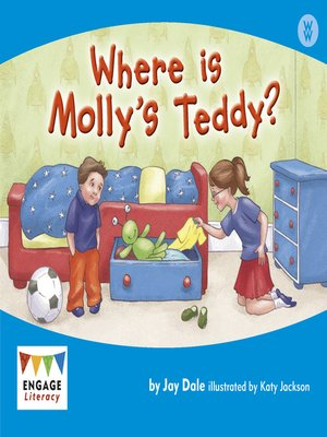 cover image of Where is Molly's Teddy?