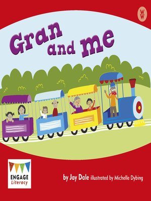 cover image of Gran and me