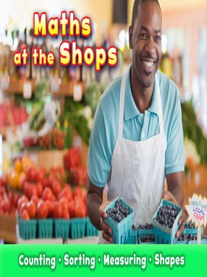 cover image of Maths at the Shops