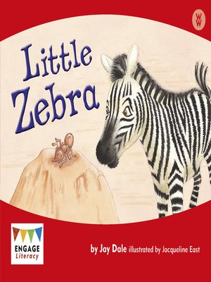 cover image of Little Zebra