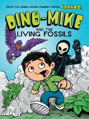 cover image of Dino-Mike and the Living Fossils