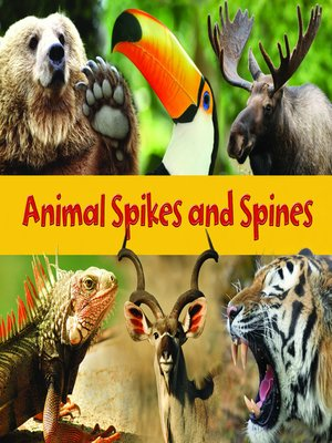 cover image of Animal Spikes and Spines