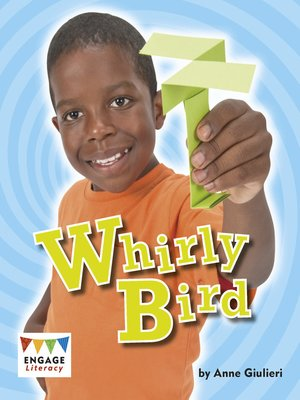 cover image of Whirly Bird