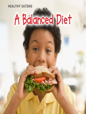 cover image of Balanced Diet