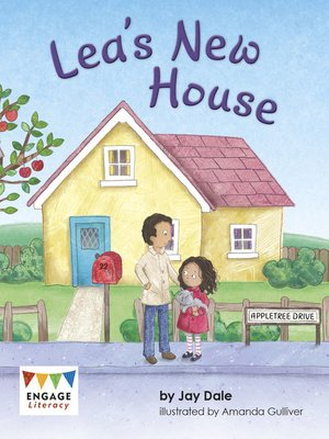 cover image of Lea's New House