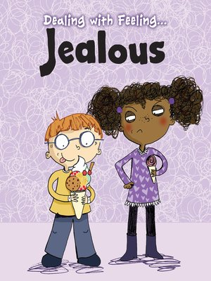 cover image of Jealous