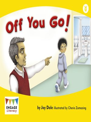 cover image of Off You Go!