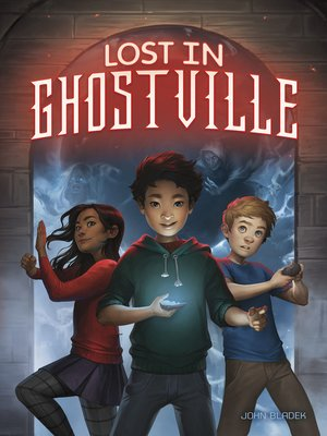 cover image of Lost in Ghostville