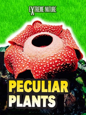 cover image of Peculiar Plants