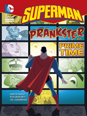 cover image of Prankster of Prime Time