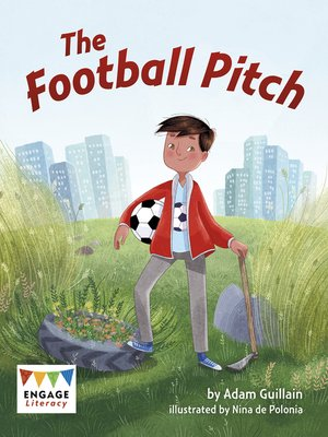 cover image of The Football Pitch