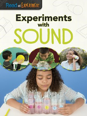 cover image of Experiments with Sound