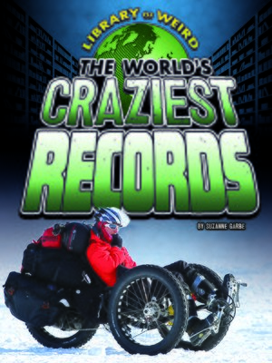 cover image of The World's Craziest Records