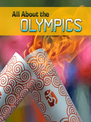 cover image of All About the Olympics