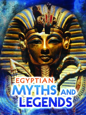 cover image of Egyptian Myths and Legends