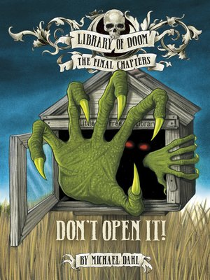 cover image of Don't Open It!