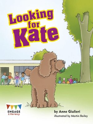 cover image of Looking for Kate