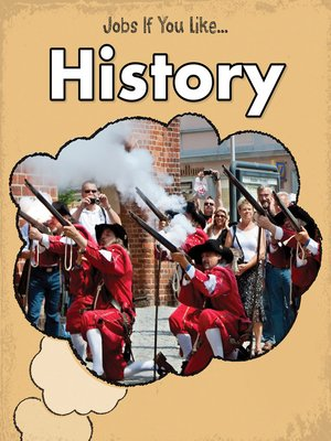 cover image of History