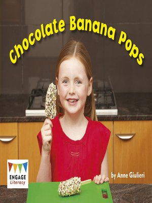 cover image of Chocolate Banana Pops